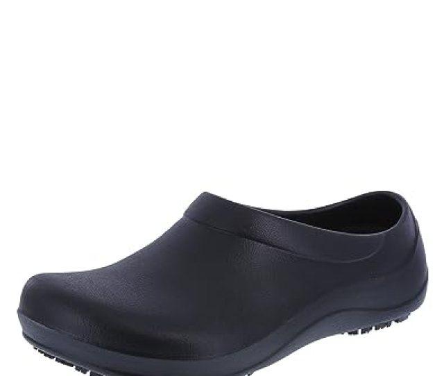 1817e22d88c7 2019 Slip Resistant Chef Clog Mule Restaurant Non Slip Work Shoes ...