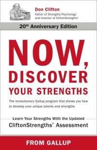 Now, Discover Your Strengths, The 20th Anniversary Edition