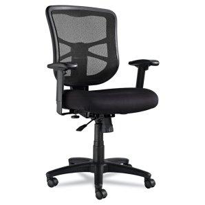 Alera Elusion Mesh Mid-Back Swivel Chair
