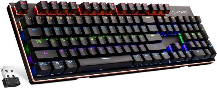 Gamers Discussion Hub 71%2BIvAPwmfL._AC_SL1431_ Best Wireless Gaming Keyboards in 2020