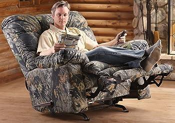 Catnapper Magnum Recliner Chair Mossy Oak