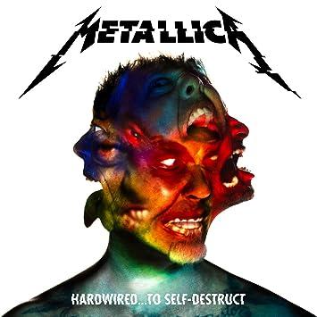 Resultado de imagen de metallica hardwired