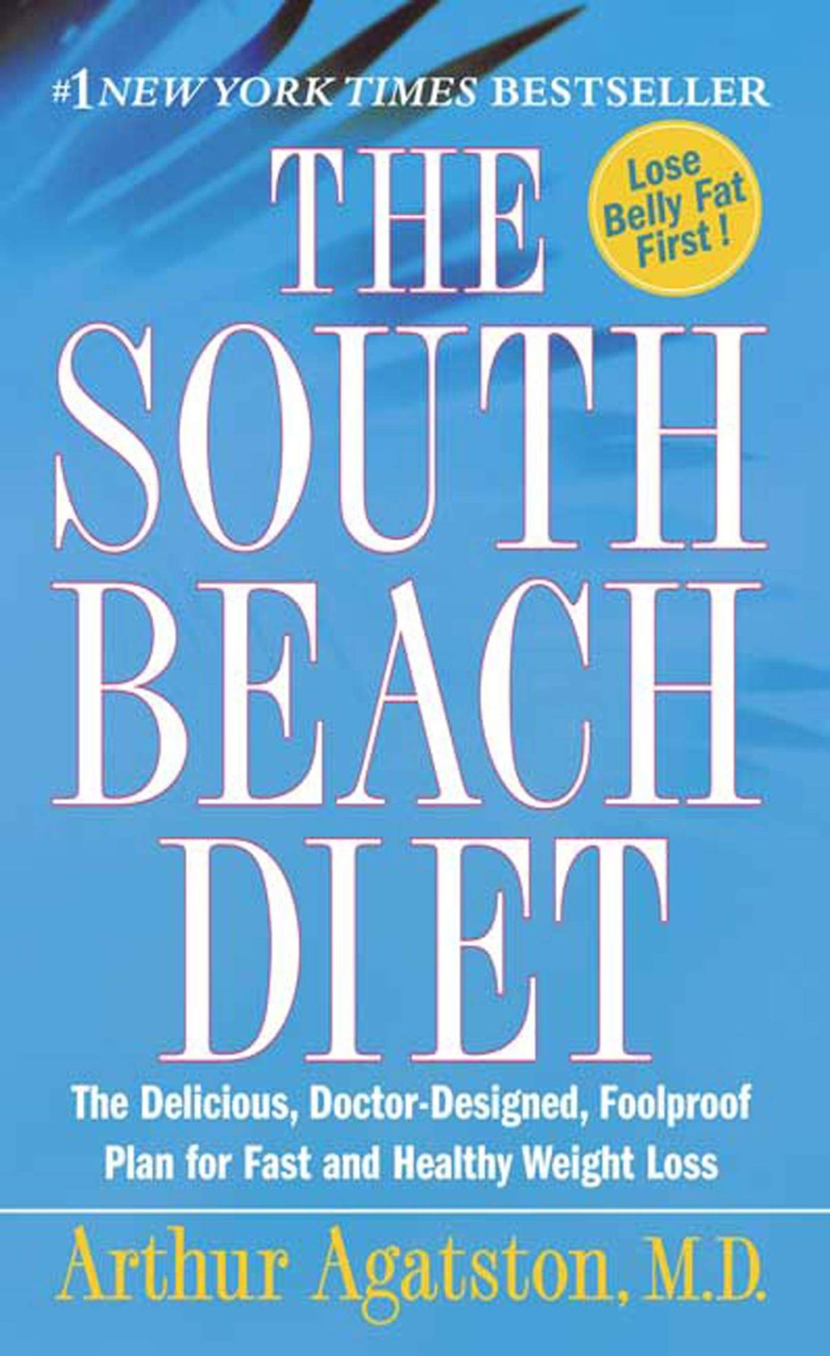 The South Beach Diet: The Delicious, Doctor-Designed, Foolproof Plan for Fast and Healthy Weight Loss 1