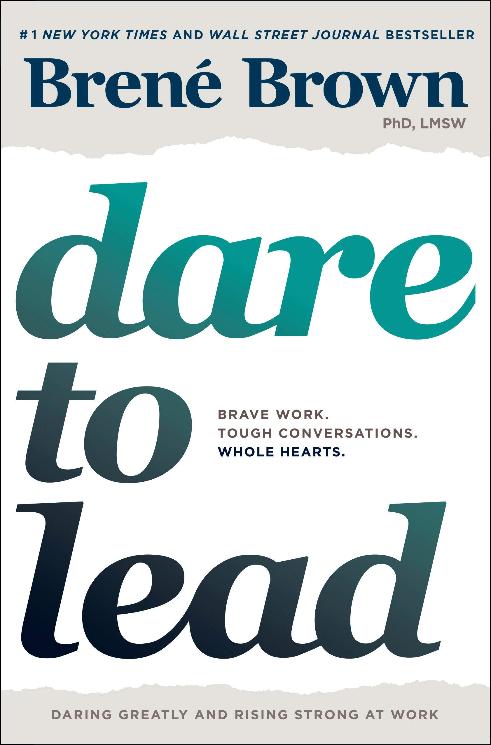 71+rNRLMbEL - Dare to Lead: Brave Work.