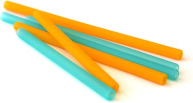 Eco-friendly products for home - silicone straws