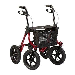 DIETZ TAiMA XC Rollator mit Luftbereifung von DIETZ REHA Produkte