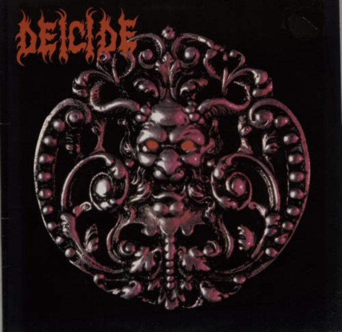 Image result for Deicide – Deicide