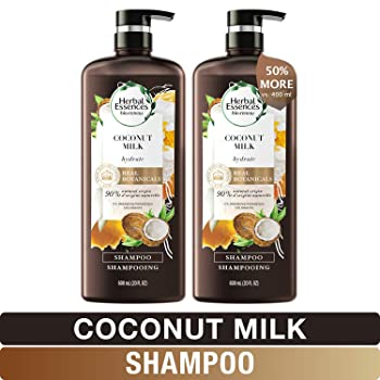 Herbal Essences Shampoo make your hair relaxed