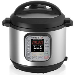 Insta pot pressure cooker