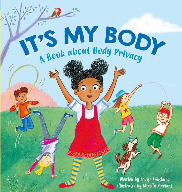 Image result for It's my body / written by Louise Spilsbury