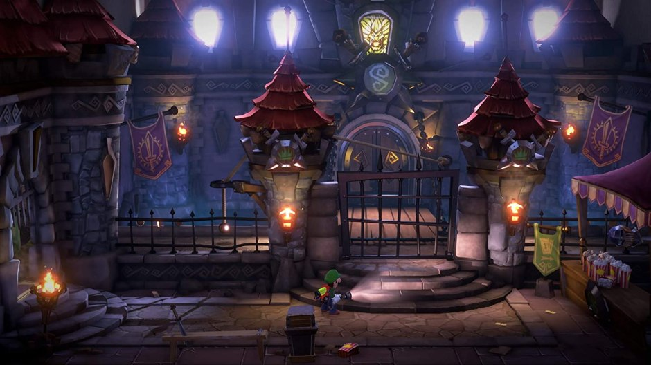 Image result for luigis mansion 3 gameplay