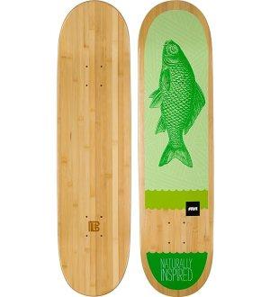 best skateboard decks: Bamboo Skateboards Graphc Decks