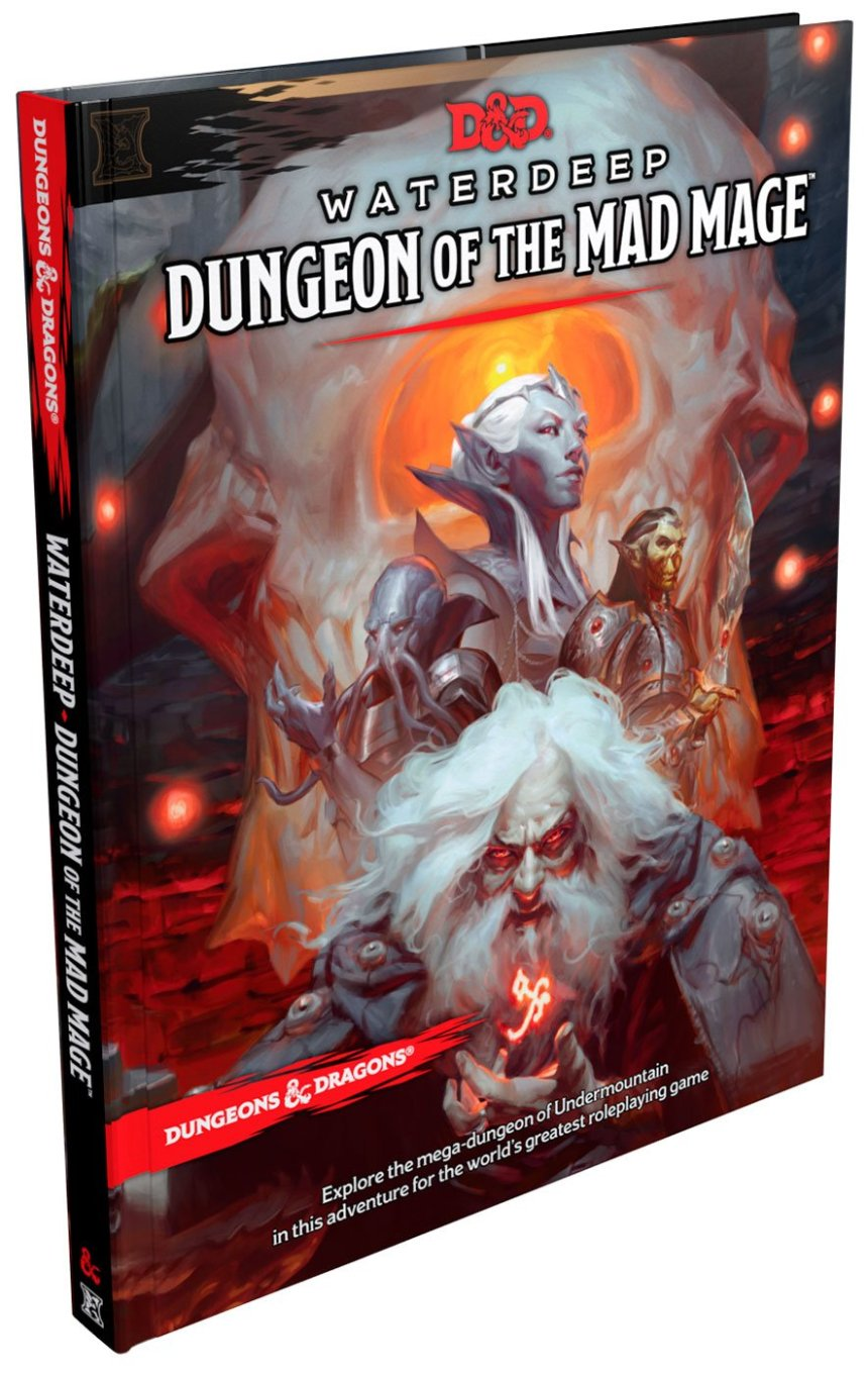 Image result for d&d dungeon of the mad mage