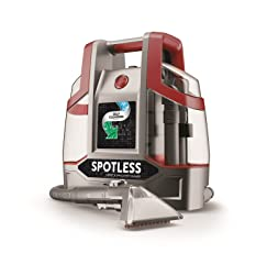 Hoover Spotless Portable Carpet & Upholstery Spot Cleaner - Best for Pet Owners