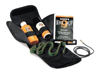 Hoppe's BoreSnake Soft-Sided Pistol and Revolver Cleaning Kit