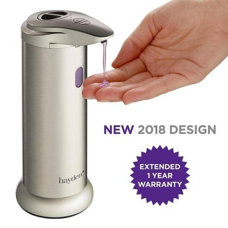 Touchless Dispenser