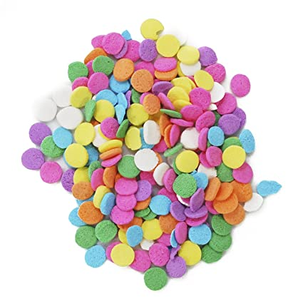 Cake Supply Shop Pastel Confetti for Cake and Cupcake Edible Decorations 8 oz