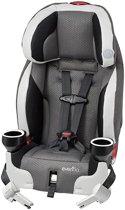 Evenflo Securekid combination Booster Car Seat