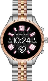 Michael Kors Access Gen 5 Lexington Smartwatch- Powered with Wear OS by Google with Speaker, Heart Rate, GPS, NFC, and Smartphone Notifications