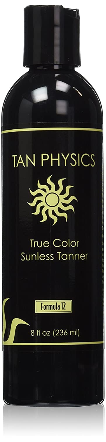 Tan Physics True Color Sunless Tanner 8 fl oz