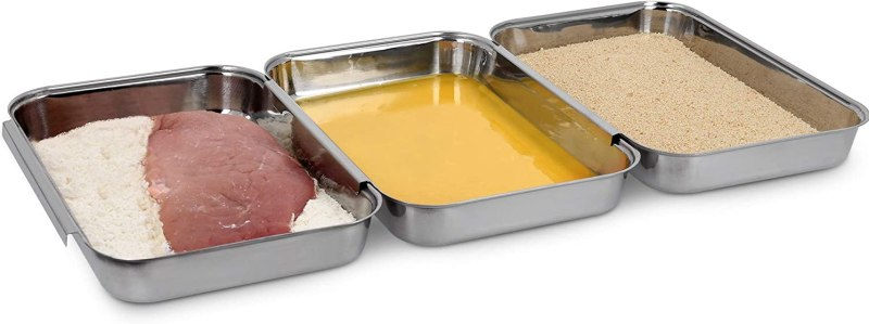 Image of Breading Trays