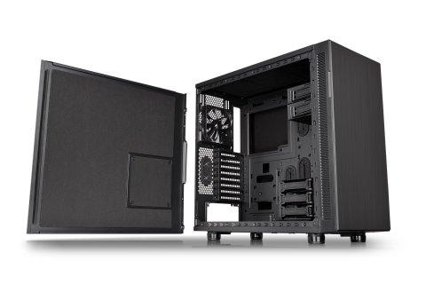 Thermaltake Suppressor F31-Silent No Win PCケース CS5992 CA-1E3-00M1NN-00