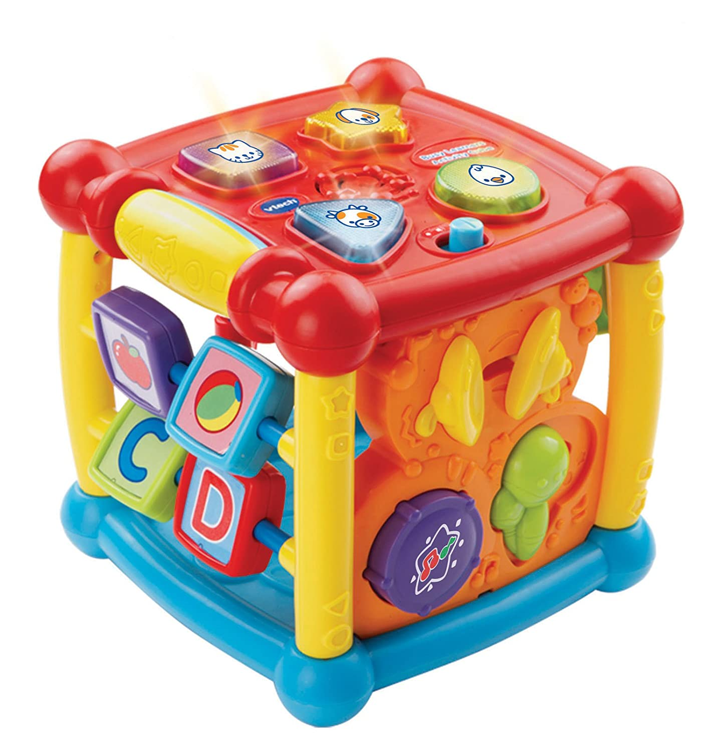 vtech busy learners activity cube - What To Get A 6 Month Old For Christmas
