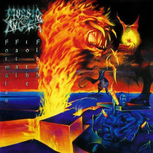 Formulas Fatal to The Flesh : Morbid Angel: Amazon.fr: Musique