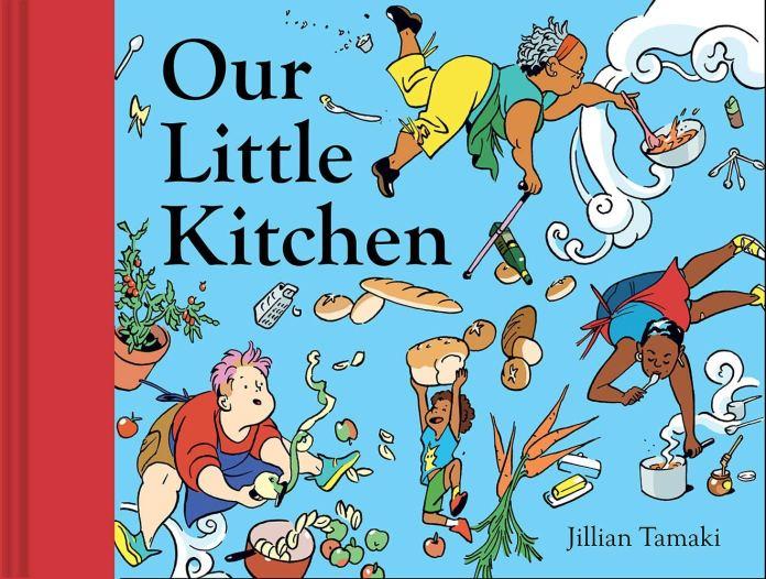 Our Little Kitchen: 1 : Tamaki, Jillian: Amazon.co.uk: Books