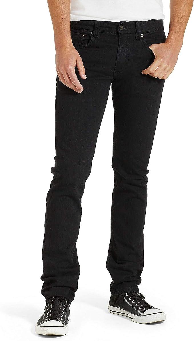 jeans-negros-para-hombre-y-caballeros-color-negro