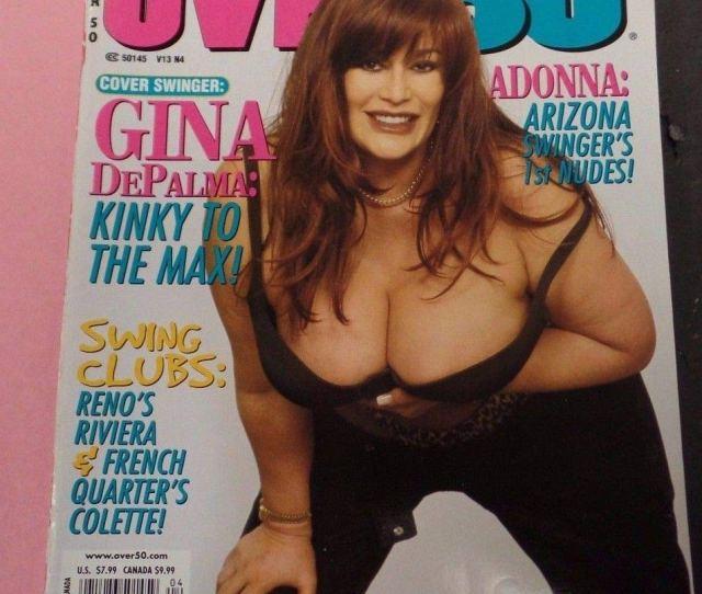 Over  Magazine Volume  Adult Magazine Sexy Older
