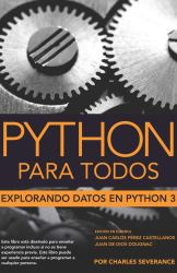 Python para todos: explorando datos en Python 3