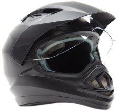 Dual Sports Helmet - Off Road Motocross Helmet