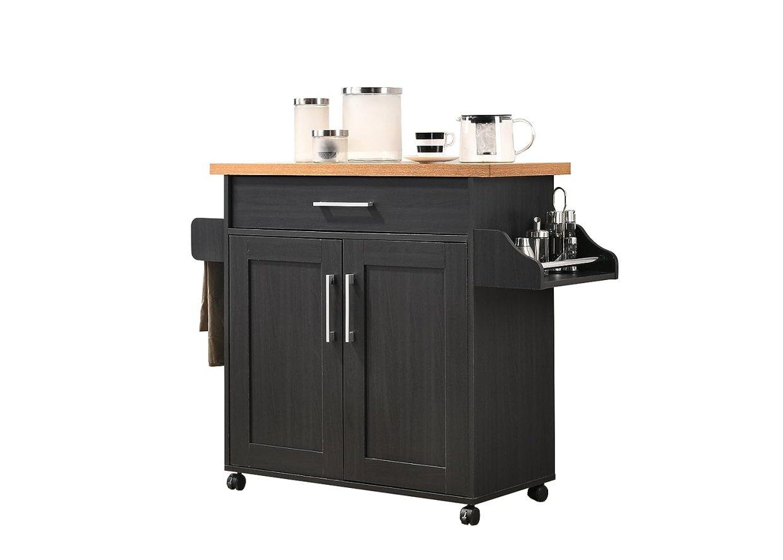 Mueble para la cocina color negrohttps://amzn.to/2ruPHbi