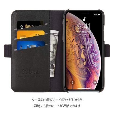 7dc3a63327 iPhone Xr ケース 手帳型 iPhone Xr ケース 財布型 サイドマグネット式 カード収納 スタンド