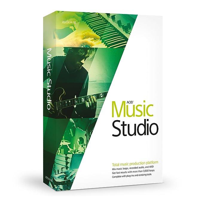 Sony Acid Music Studio 10 Download
