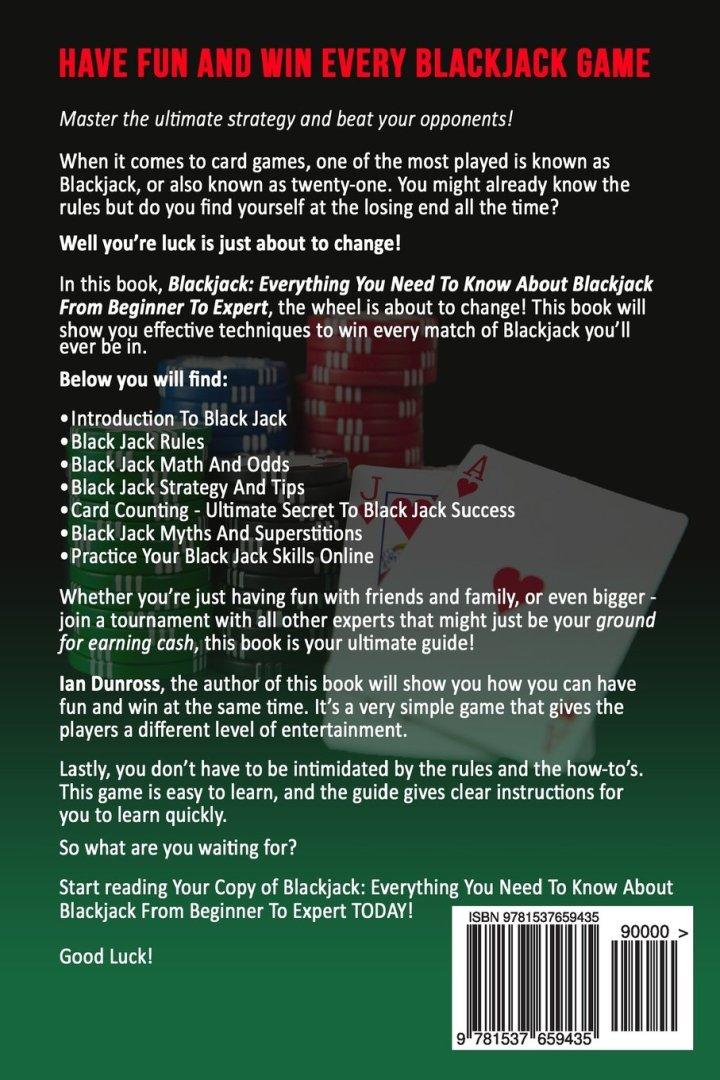 Blackjack Card Game Instructions Poemview