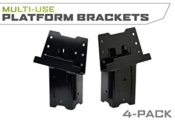 HME Multi-Use Platform Brackets. Hunting Blinds, Observation Decks & Outdoor Platforms. from Hunting Made Easy!