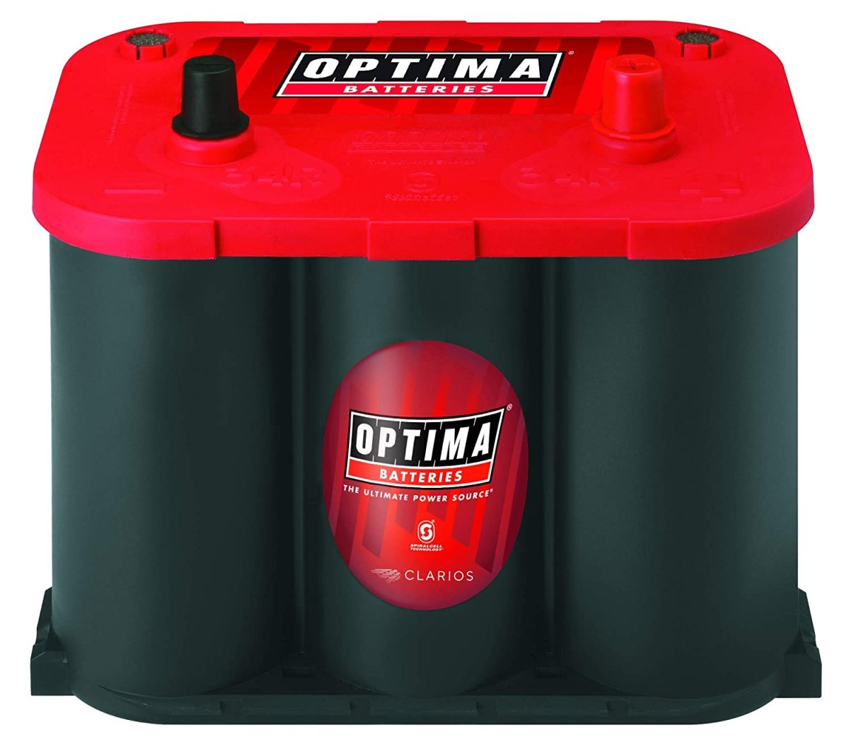 Best Car Batteries Optima Batteries 8003-151 34R RedTop Starting Battery