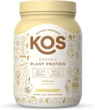 KOS Organic Plant-Based