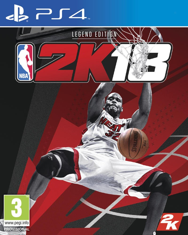 NBA 2K18 - édition legend