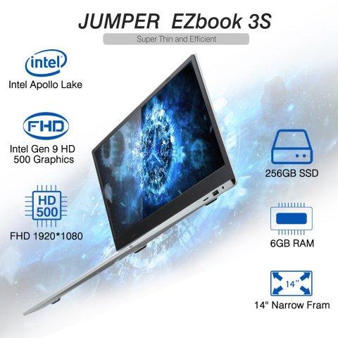 Jumper EZbook 3S スペック
