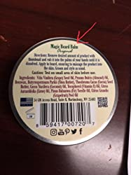 Mustache Wax by Mountaineer Brand (2oz) | All-Natural Beeswax and Plant-Based Oils for Moustache | No Petroleum Chemicals | Original Cedar Fir Scent Customer Image 2