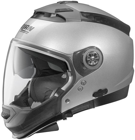 Nolan N-44 N-Com Solid Helmet