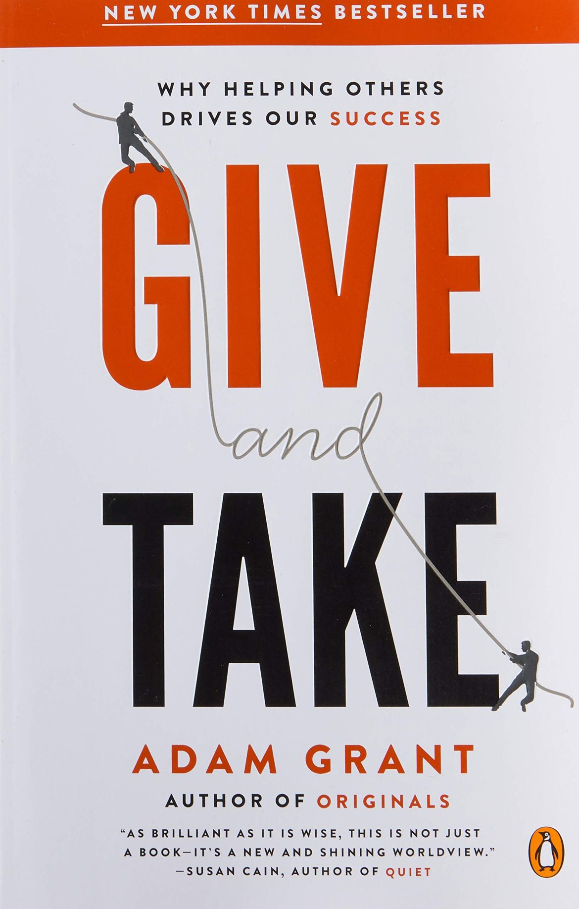 Give and Take: Why Helping Others Drives Our Success: Adam Grant: 9780315782143: Amazon.com: Books