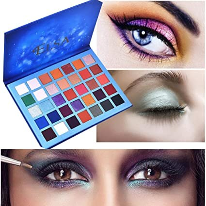 Covermason Best Pro Eyeshadow Palette