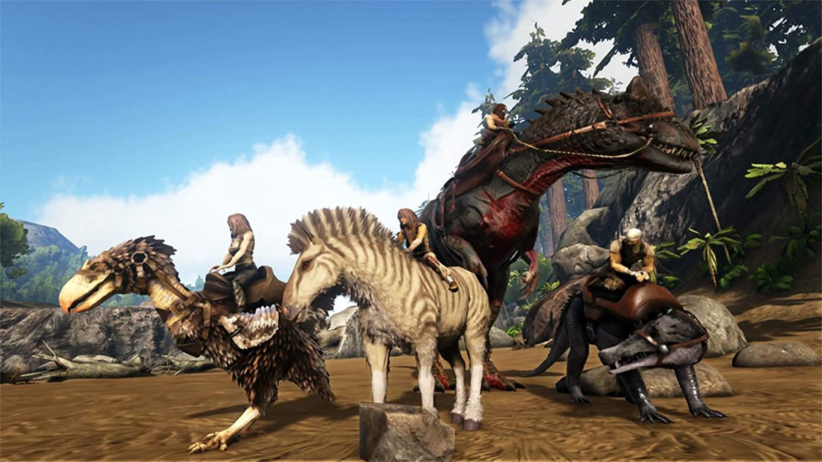 The giveaway ARK event on Epic Games will end today