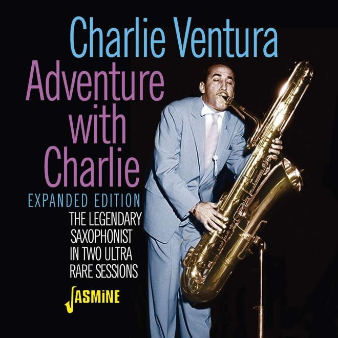 Image result for Charlie Ventura - Adventure With Charlie