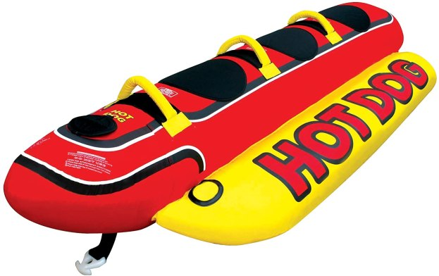 AIRHEAD Hot Dog Towable