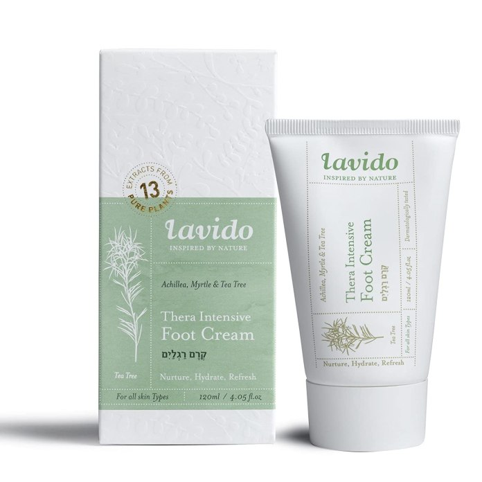 Lavido Thera Intensive Best Foot Cream